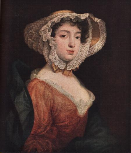Peg Woffington. William Hogarth